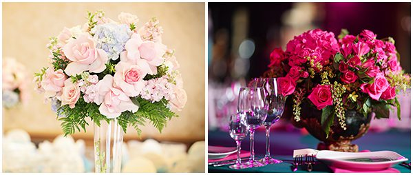 Color of the Wedding Flowers